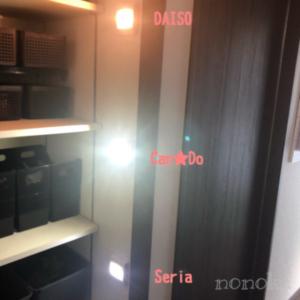 100均LEDライトの明るさの比較
